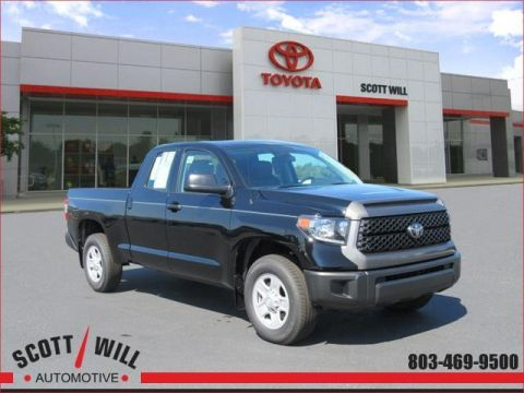 New 2018 Toyota Tundra SR 4D Double Cab